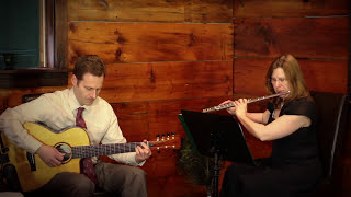 A Time for Us (Love Theme from Romeo and Juliet) played by Lois Herbine & Pete Smyser