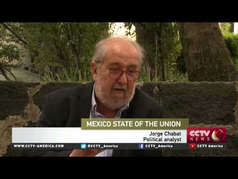Mexico's President Talks About Corruption And Economy