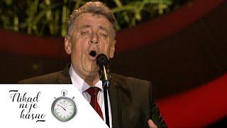 Sefcet Hamidovic Ringo - Zarasle su staze moje - (live) - Nikad nije kasno - EM 11 - 03.01.16.