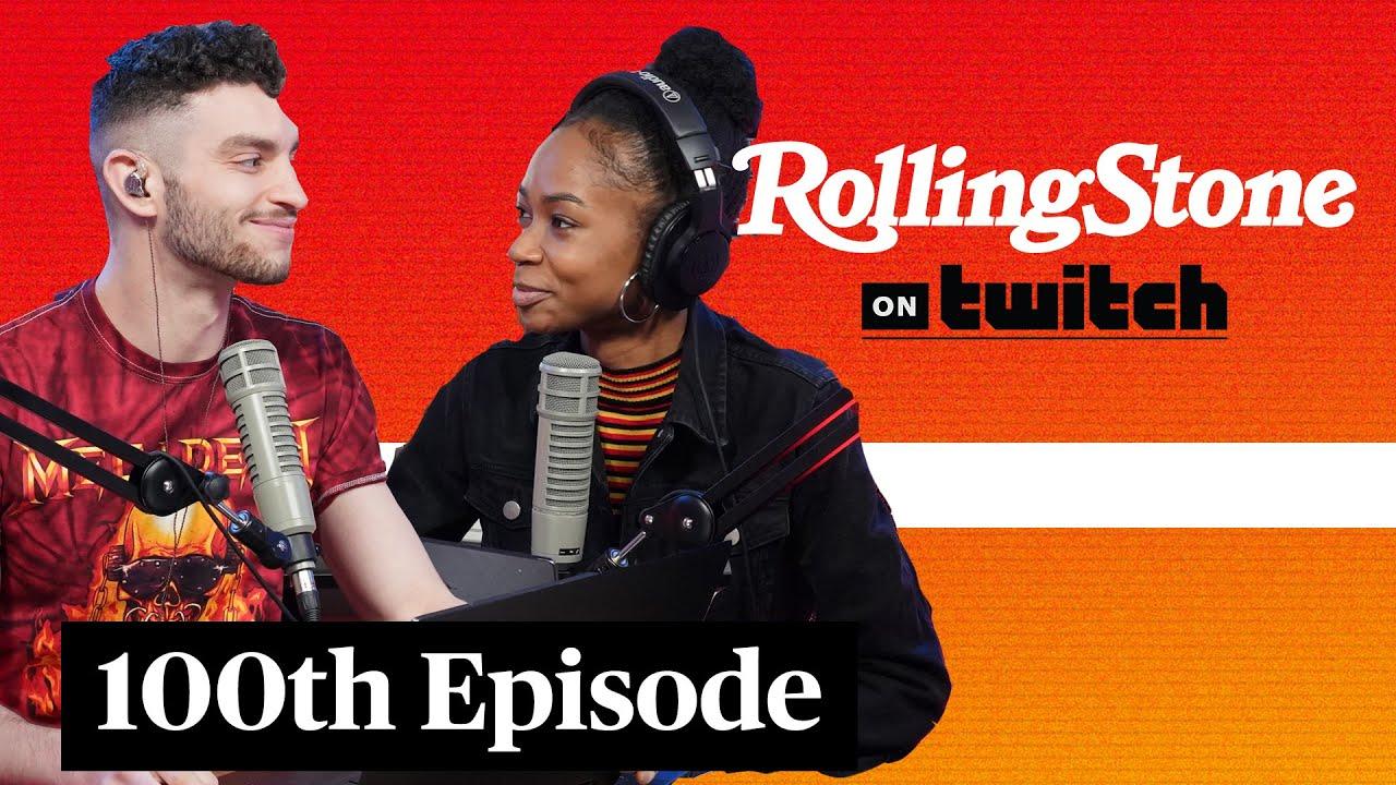 Rolling Stone on Twitch Celebrates 100 Episodes