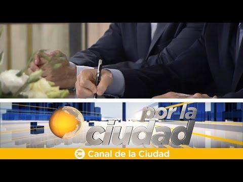 """<h3 class=""""list-group-item-title"""">Mauricio Macri y Rodríguez Larreta firmaron el traspaso de la Justicia a la Ciudad - Por la ciudad</h3>"""