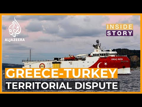 Will Greece and Turkey fight over energy?   Inside Story