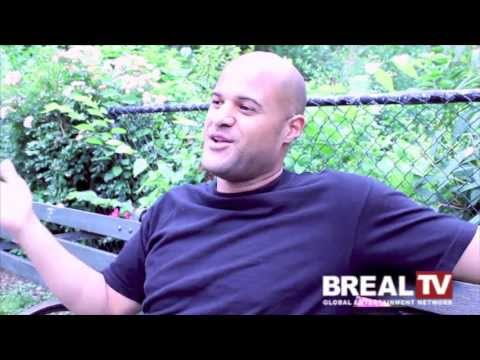 Homeboy Sandman - Interview BREALTV