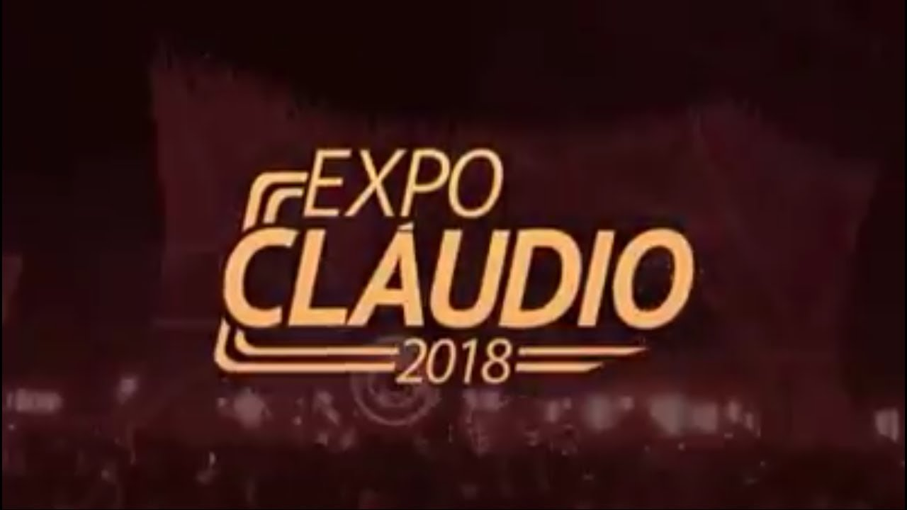 Resultado de imagem para - Expo Claudio 2018 -