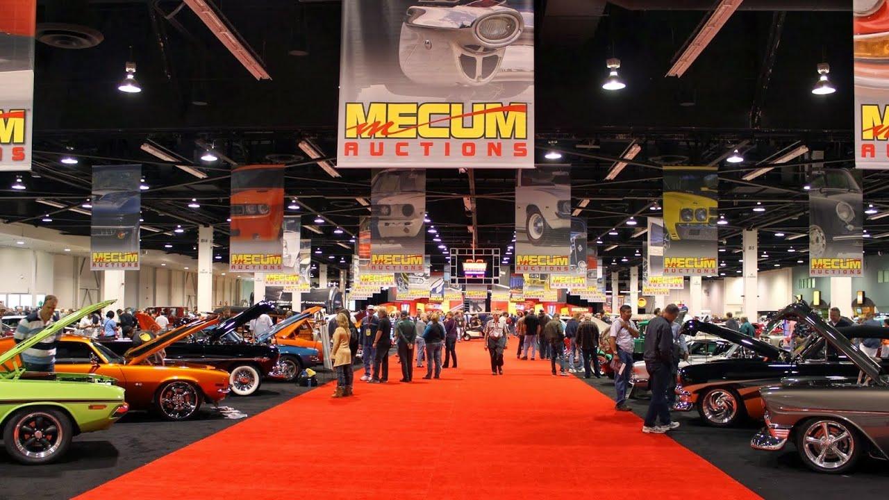 Mecum Car Auction *2018 Dodge Demon* - YouTube