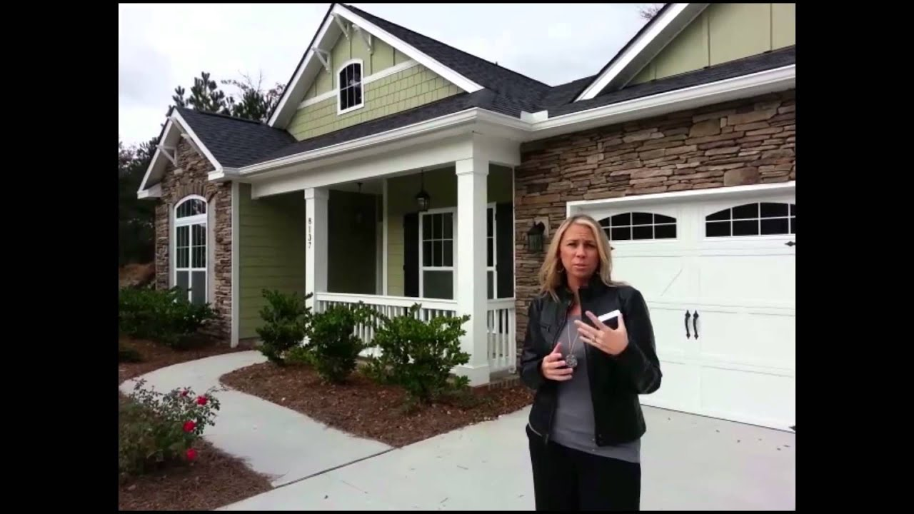 Edgewater Trace New Homes Wilmington Nc Bill Clark