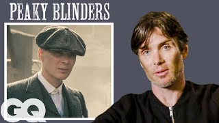 Cillian Murphy Breaks Down His Most Iconic Characters   GQ