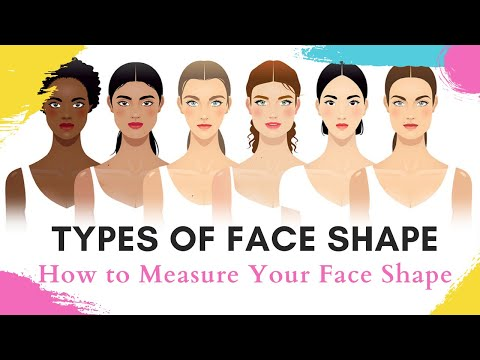 how-to-determine-your-face-shape-female-|-how-to-determine-your-face-shape-&-learn-to-measure-it