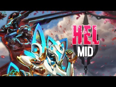 Smite: HOW TO CARRY YOUR RANKED GAMES WITH HEL!   Incon