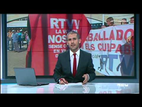 La Nova RTVV «lliure» multiplica la seua audiència el seu primer dia.