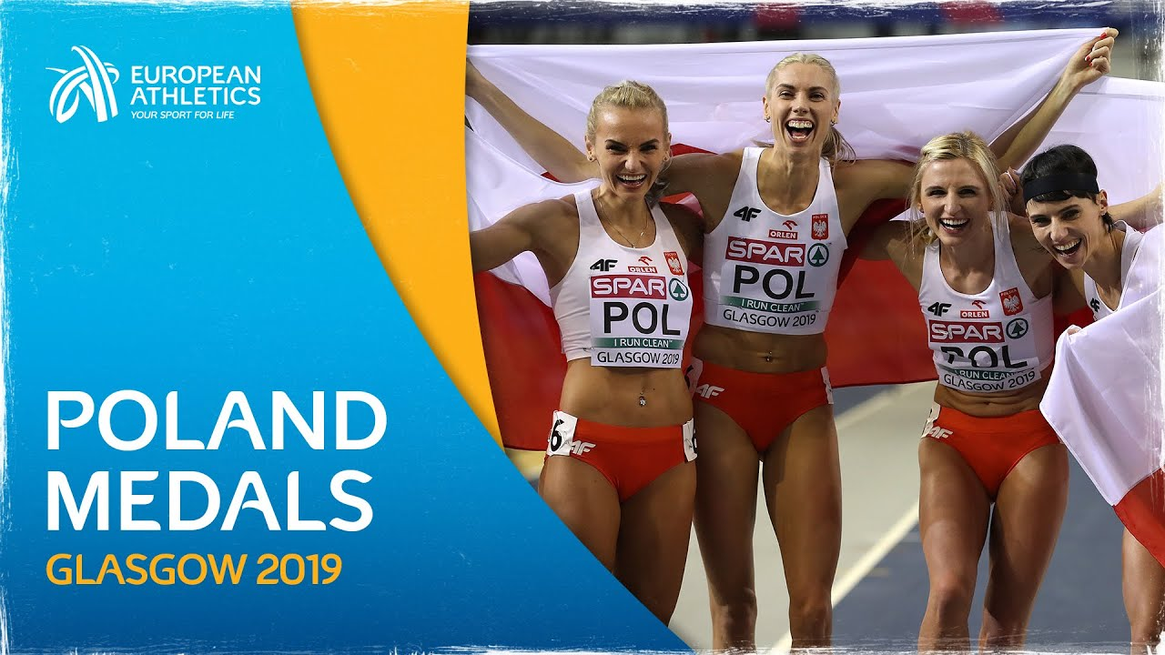 EVERY Poland Medal at Glasgow 2019