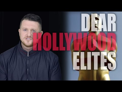Tommy Robinson: The Oscars lied about Islam