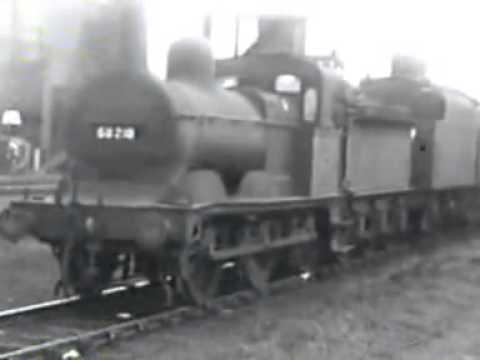 Steam railways of Britain 1960 to 1962
