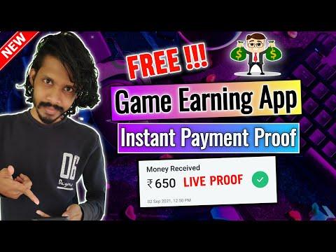 Unlimited Free Game Earning App !! Earn Money Online Tamil (Money Earning Apps Tamil) Earning Apps