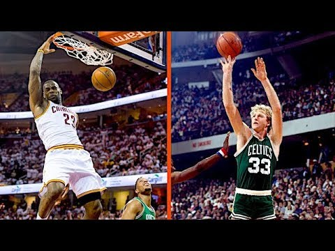 LeBron James vs Larry Bird: Who Ya Got, Danny Ainge? | The Dan Patrick Show