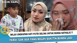 Download lagu Bikin Haru, Inilah ungkapan hati PUTRI DELINA ke bunda NATHALIE !