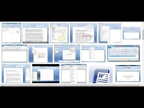 Microsoft Word Bangla Tutorial   Part 01 by life & love