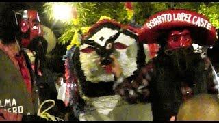 Torito Maringia Viejos Carnaval Huecorio California Michoacan