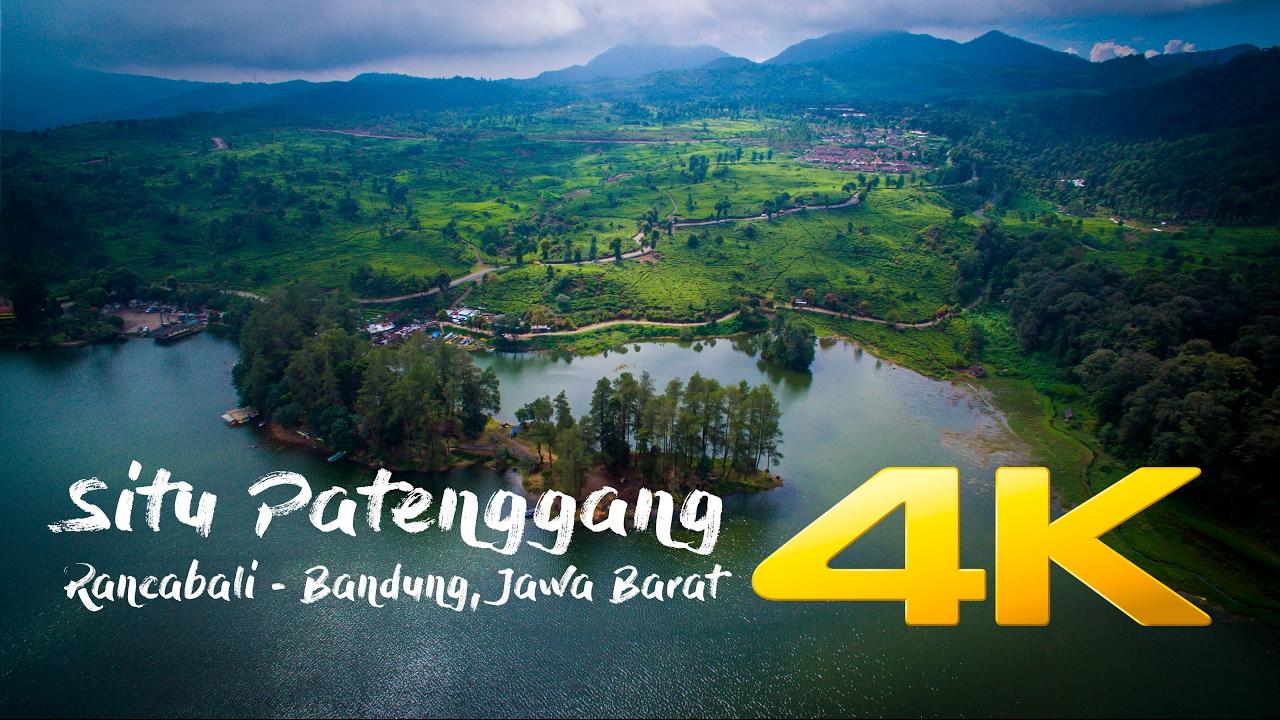Wisata Situ Patenggang, Ciwidey - Bandung [10K Video]
