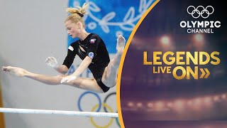 Russia's most successful gymnast, Svetlana Khorkina's legend lives on | Legends Live On