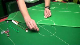 How To Play Subbuteo: Pitches