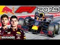 F1 2019 Red Bull Honda Manager Career! AGGRESSIVE STRATS AT SOUTH AFRICAN GP! - Part 5