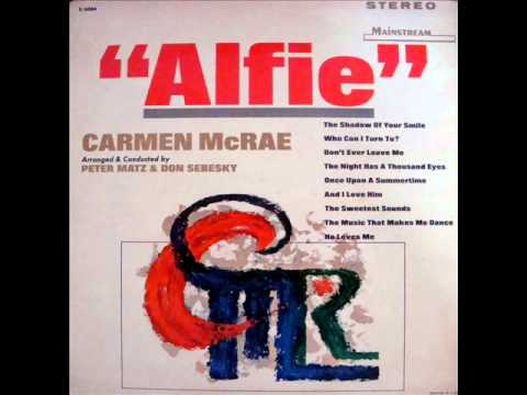 Carmen McRae - Who can I turn to?