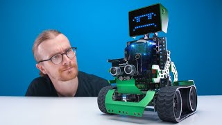 This DIY Robot Kit is Adorable | LOOTd Unboxing