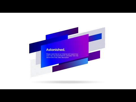 WOW Abstract Animation Design Tutorial For Business Presentations In Microsoft Office PowerPoint PPT