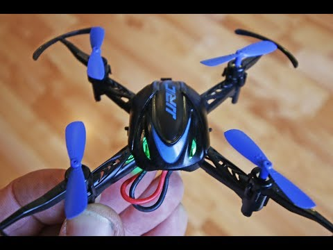 JJRC H48 MINI RC Drone Quadcopter Unboxing and Flight Review