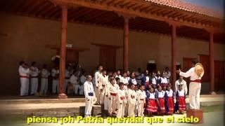 Himno nacional Mexicano en Purepecha
