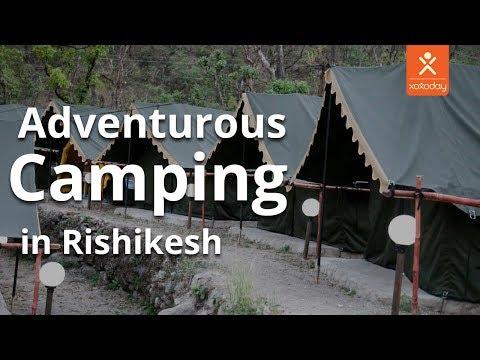 Best Adventure Camping in Rishikesh