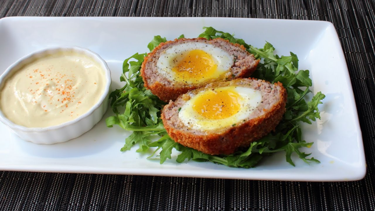 Scotch eggs crispy sausage wrapped soft cooked egg how to make scotch eggs crispy sausage wrapped soft cooked egg how to make scotch eggs youtube forumfinder Choice Image