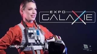 Vidéo promo pour l'expo Galaxie 2019 (4K)