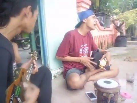 Air mata dihari persandinganmu - Cover Arwer (lagu malaysia) | Kentrung gendang angklung lagi sedih