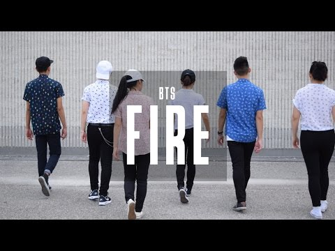 "BTS(방탄소년단) ""FIRE (불타오르네)"" Dance Cover [R.P.M]"