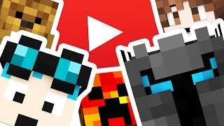 Repeat youtube video YOUTUBER COPS AND ROBBERS HIDE AND SEEK MOD - Minecraft Mod