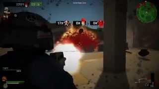 Foreign Legion Multi Massacre - Trailer