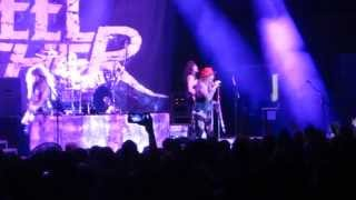 Steel Panther - Hair solo,17 Girls In A Row & Gloryhole - City National Civic San Jose, Ca. 11-16-14