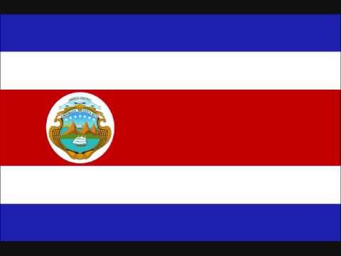 コスタリカ共和国の国歌「高貴な...