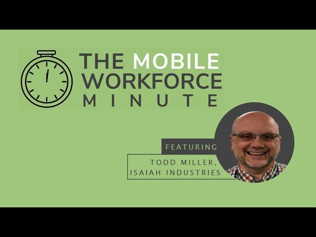 Todd Miller, How can technology enable the sales process for contractors?