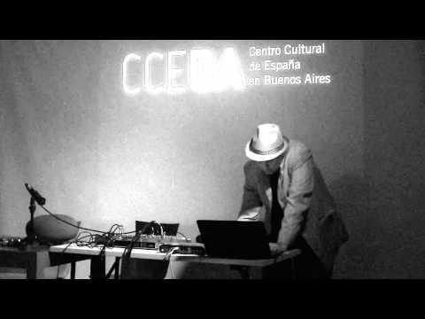 alan courtis & zigorayopineal 2014.12.16.fonografica buenos aires. cceba