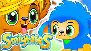 Smighties - Welpen Hund Mächtigen Superhelden-Karikatur Für Kinder| Funny Cartoon Videos | Cartoons für Kinder