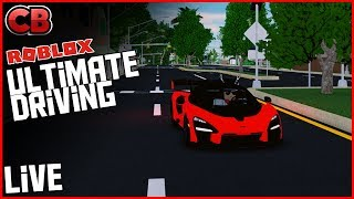 Ultimate Driving [Roblox] [Live]