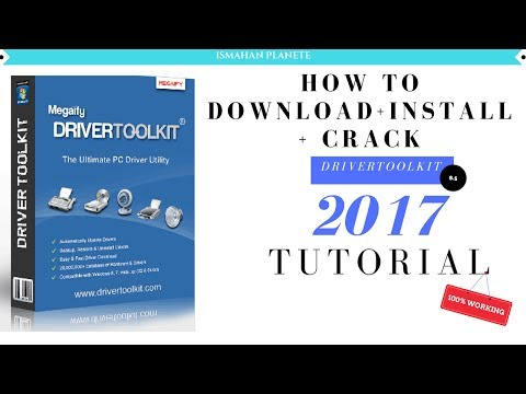 HOW TO DOWNLOAD + INSTALL + PATCH | Driver toolkit 8.5 | Tutorial |100% WORKING