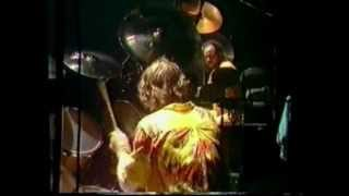 GENESIS - Drum Duet \ Los Endos ( New Video Editing) Lyceum Ballroom, London 7th May 1980