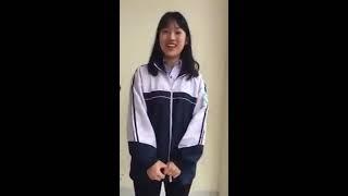 Nữ sinh xứ Nghệ Khánh Vy ''bắn'' 7 thứ tiếng