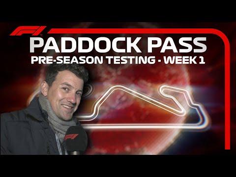 F1 Paddock Pass: 2020 Pre-Season Testing Week 1