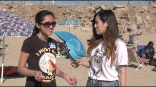 Saigon TV - SoCal Corgi Beach Day 2014