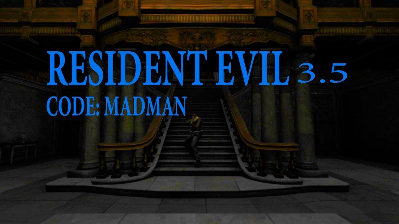 RESIDENT EVIL 3.5 - Code: Madman - GAMEPLAY DA VERSÃO CANCELADA DE RE4!!